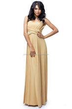 Colorful Evening Dress Long Lace Bridesmaid Dress Wedding Guest Dress