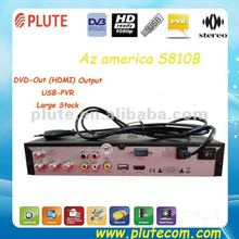 Hot Sale Top Quality Az america S810B Receiver with Factory Price