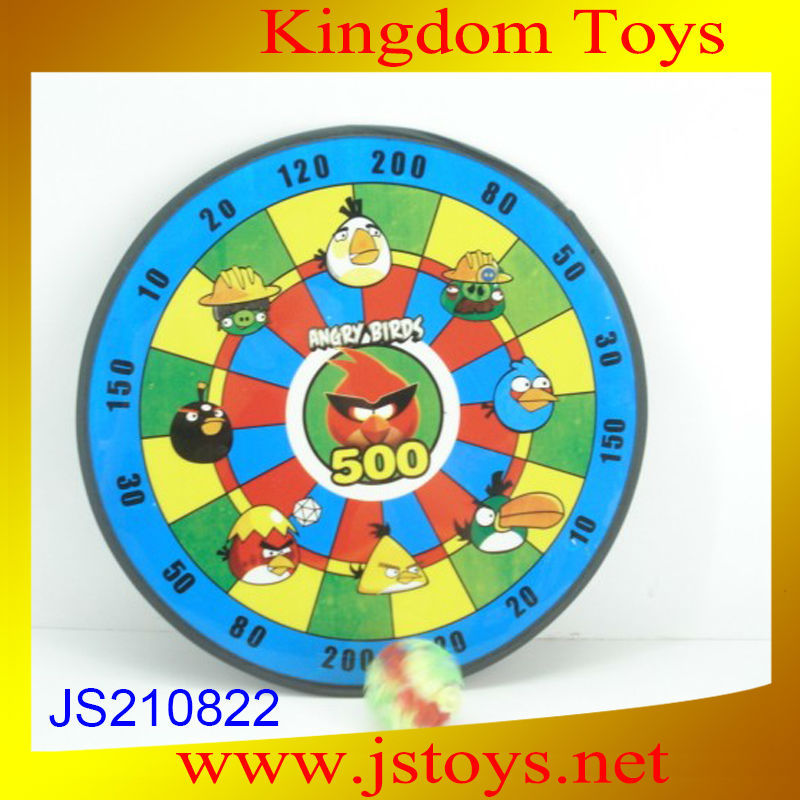 Professional kids suction cup ball with CE certificate