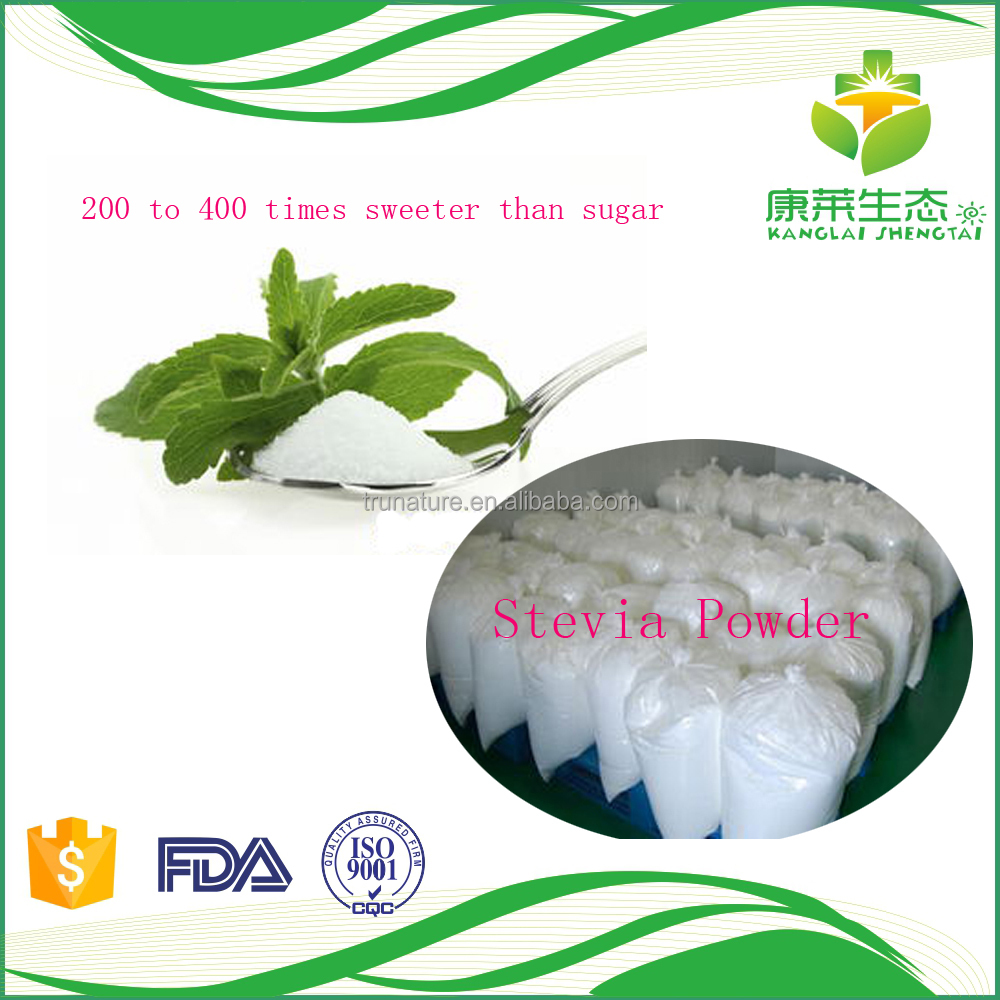 plant extract stevia powder factory supply best price