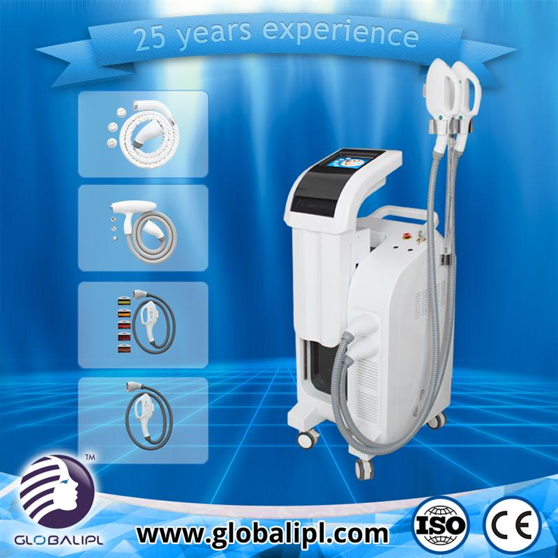 Salon used e-light hair removal equipment for home use with low price