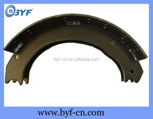 180mm Truck brake shoes 4709
