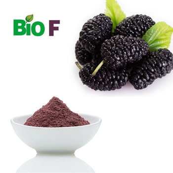 Best Quality And Organic Mulberry Fruit Extract Powder With Anthocyanins Powder 5%-25%