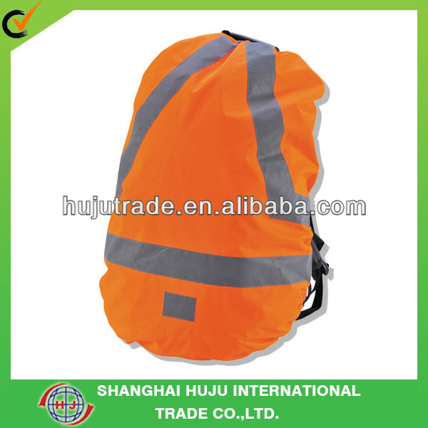 Reflective Safety Backpack Cover High Visibility Mesh Reflective Safety Bag / Backpack Cover for Reminding