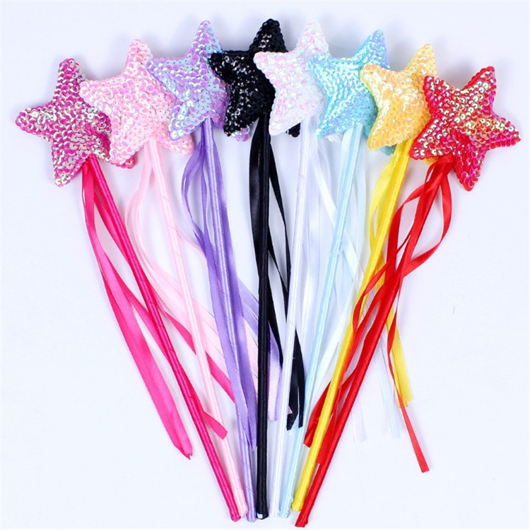 Birthday party supplies princess curling wand magic fairy wand