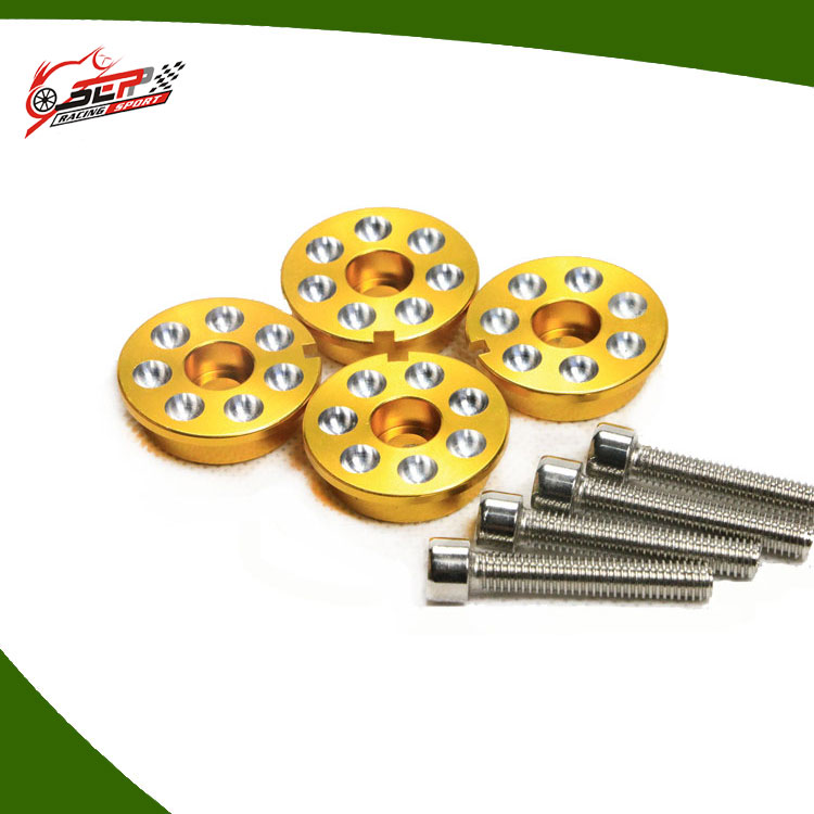 hight quality Scooter motorcycle Modified parts decorative footrest screw for Yamaha BWS 125 all year