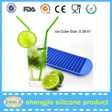 Hot selling as seen on TV Custom silicone ice cube maker /DIY ice cream maker /bottle ice cube tray