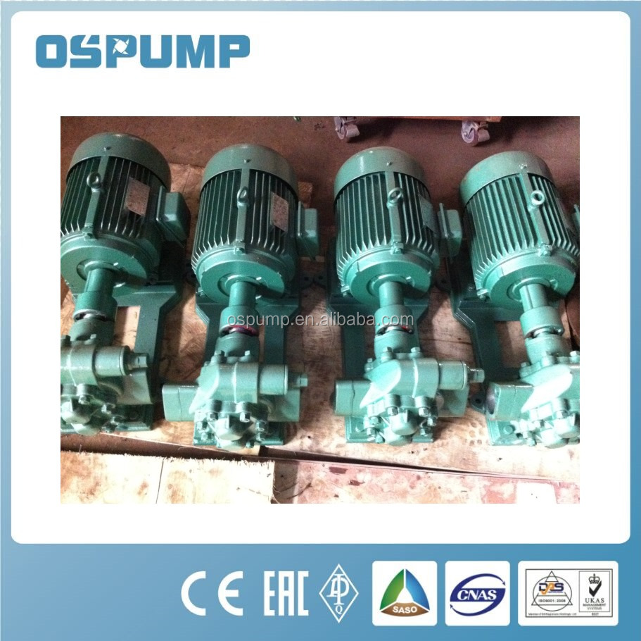China good quality multipurpose rotary booster gear oil pumps