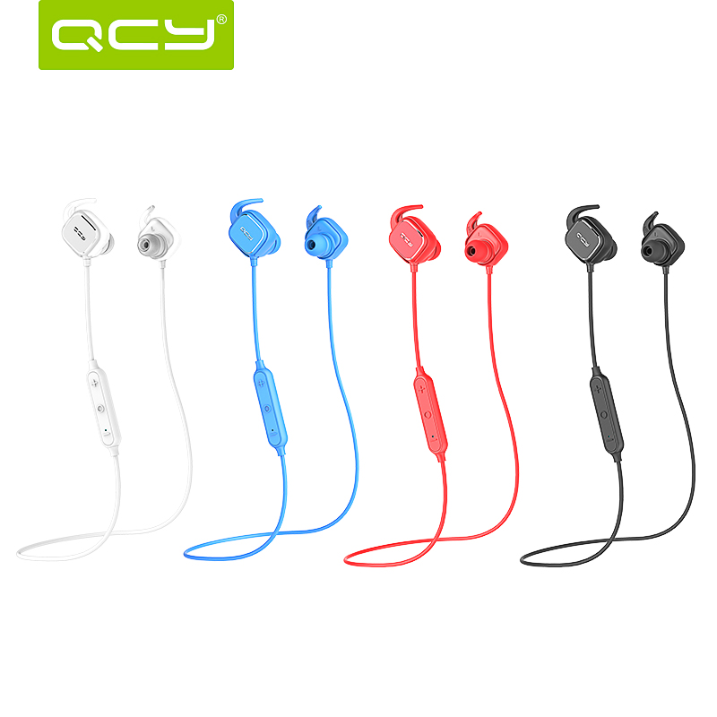 QCY QY12 magnetic sport bluetooth stereo headphone wireless earphone