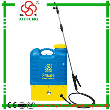 Hot sale new product battery pesticide sprayer
