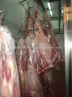 FROZEN GOAT CARCASS WITH SKIN