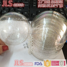 JLS Acrylics hanging hollow ball for holiday living Christmas ornament