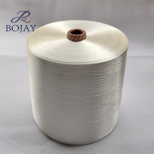 Bojay 100% Viscose Rayon Filament Yarn 120D/30F Bright or Dyed for wholesale for machine knitting and weaving