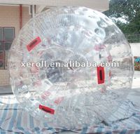 New design PVC inflatable balls water ball zorb ball