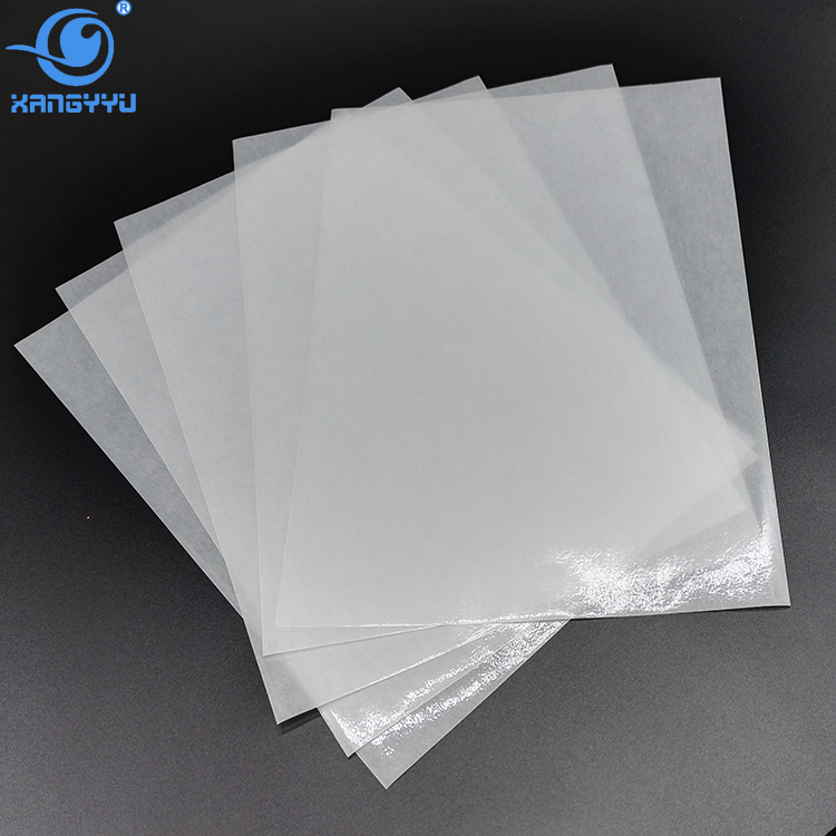 Wholesale Super Clear PVC Stretch Food Wrap Film with Glassine