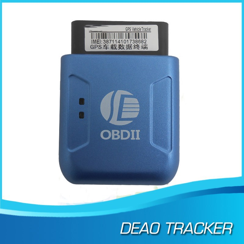new top obd gps tracker TK207 with accurate Cumulative mileage, gps tracker factory and manufacturer