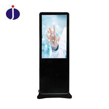 32-65 inch digital advertising player lcd flexible touch screen display