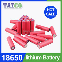 wholesale prices Lithium battery li ion battery cell 18650 3.7V 2000mAh 2200mah, 2600mAh
