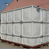 Custom Installation is simple and long life fiberglass water tank for sale