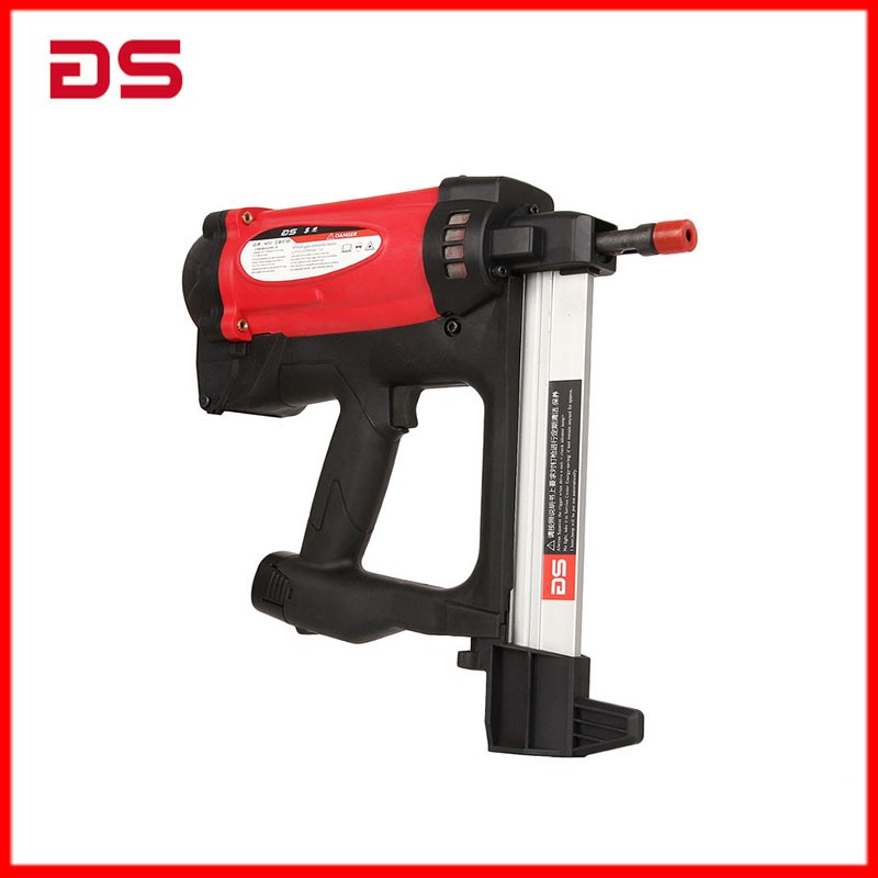 concrete air nailer 4400mAH concrete finish nail guns