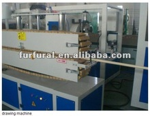 SJ80/156 PVC pipe manufacturing unit