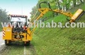 arm type flail mowers