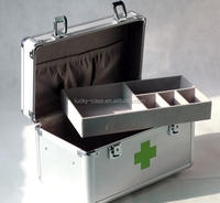 China Wholesale Aluminum Military Medical Instrument Case Army Medical Case Aluminum