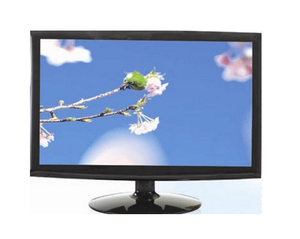Super clear image led white pc monitor spare parts IPS screen monitor