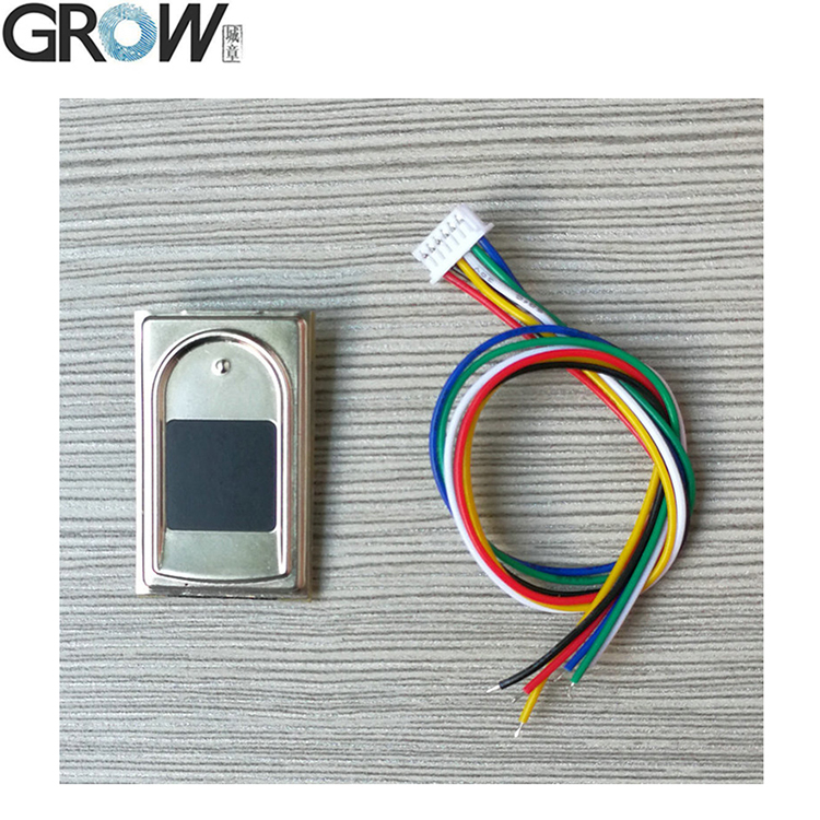 GROW R300 UART Interface Capacitive Fingerprint Scanner Sensor With Free SDK