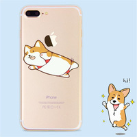 Promotional products,mobile phone accessories, odm phone case for iphone 7 8 plus girl case on sale