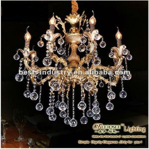 2012 Nov top-quality cheap modern crystal chandelier ceiling lamp with 5-star praise,Meerosee china chandelier manufacturer