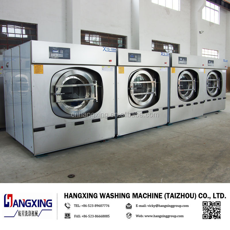Professional 20kg washing machine