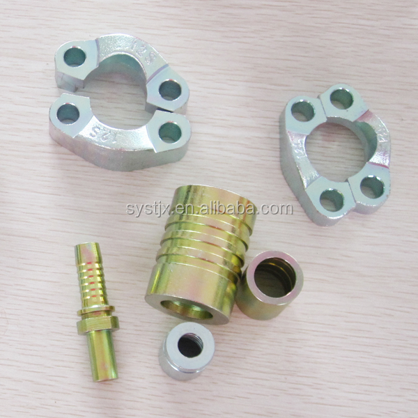 China supplier high quality tractor grooved fitting