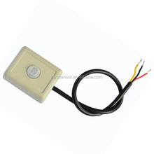 PIR Motion SensorMotion Sensor Switch Mini Passive Infrared Sensor with Outer HousingSensorsIntelligent PIR Motion Sensor Switch