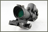 Power zoomable laser designator,optical compact riflescope