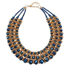 China jewelry bestsellers 2014, Import handmade necklace jewelry from China, collar necklace alibaba express