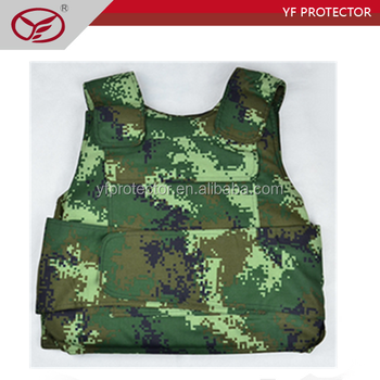 Full body military bulletproof armor/ Level iv body armor for sale