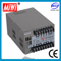 SP-500-48 PFC Function AC/DC Single output 500w 48v switching power supply