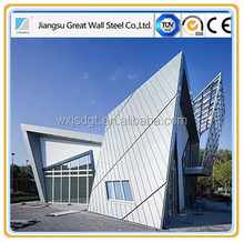 colored galvanized metal roofing sheet for Car Ports
