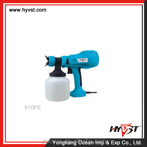 400W hvlp automotive paint spray gun