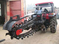 High quality farm digging trencher (whatsapp:008618103922902)