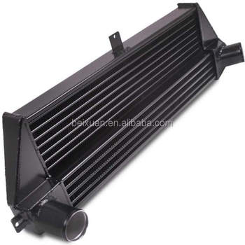 for BMW Mini Cooper R56 R57 performence intercooler Full alumnium FMIC intercooler