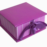 Gift Paper Packaging Hard Box Cardboard