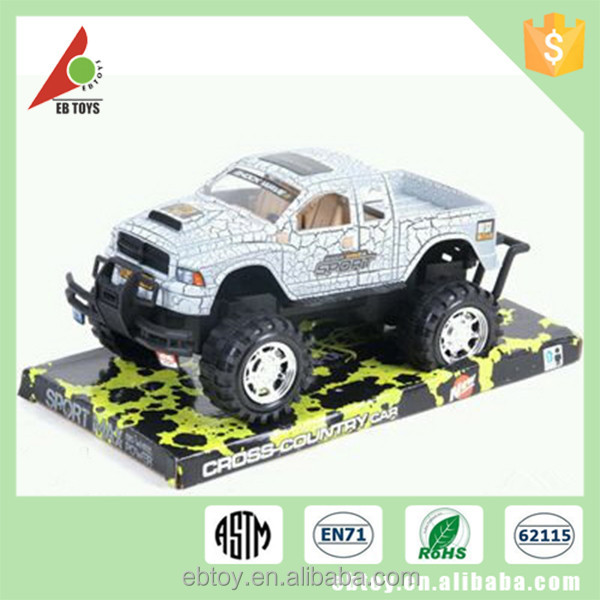 Battery operated plastic electric simulator truck car for child