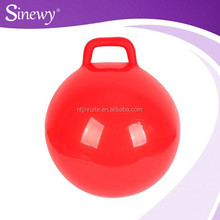 Fitness jumping hopper ball