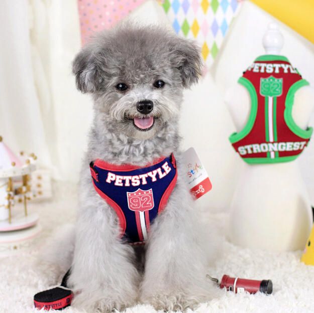Pet Fashion Sport Style Dog Harness Dog Leashes Wholesale Pet Products Dog Accessories Best Selling Products