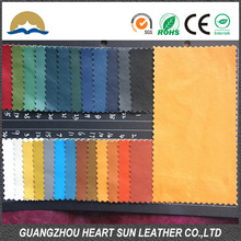 Specifically designed artificial leather for garment