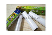 food grade pe stretch film ,cling film