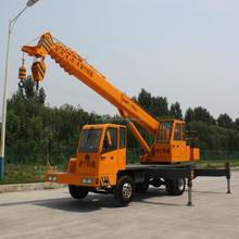 Best Selling 10 Ton Small Track Crane from JiningSitong Machinery