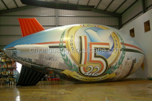 2m-8m inflatable blimp could be customized